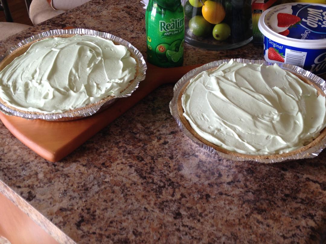 Kool Aid Pie