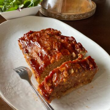 Turkey Meatloaf With Breadcrumbs