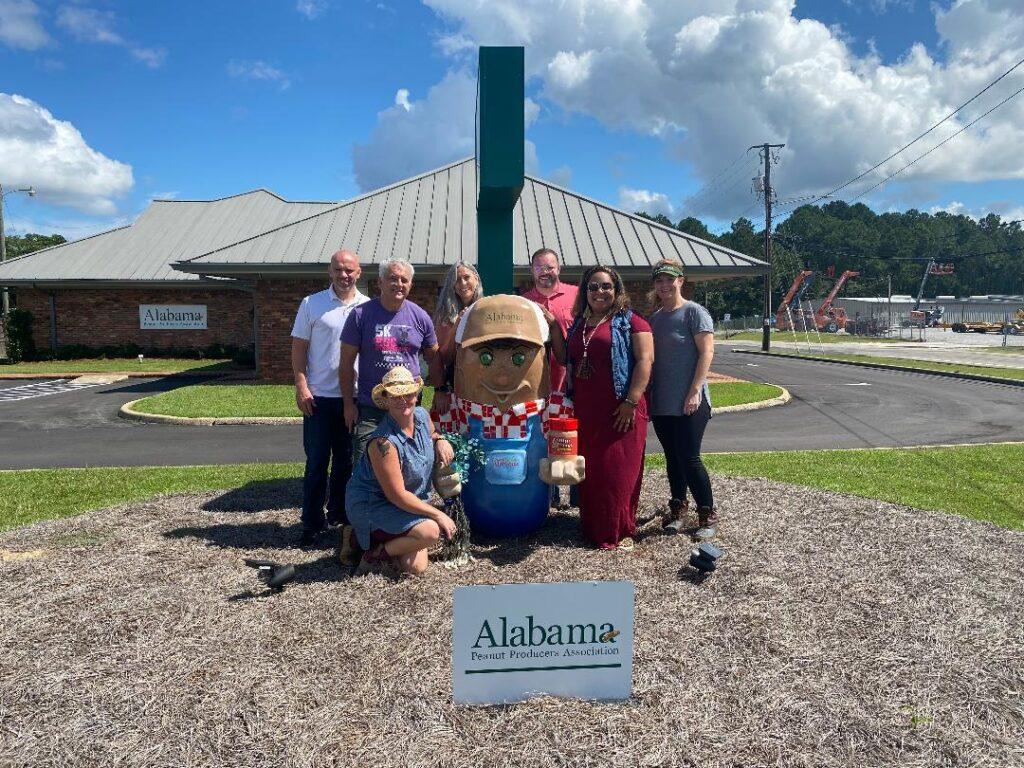 Alabama Farm-to-Table Peanut Harvest Tour was an amazing experience.
